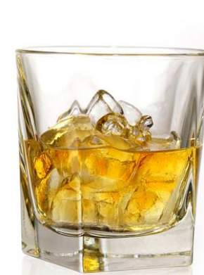 Scotch on the Rocks.